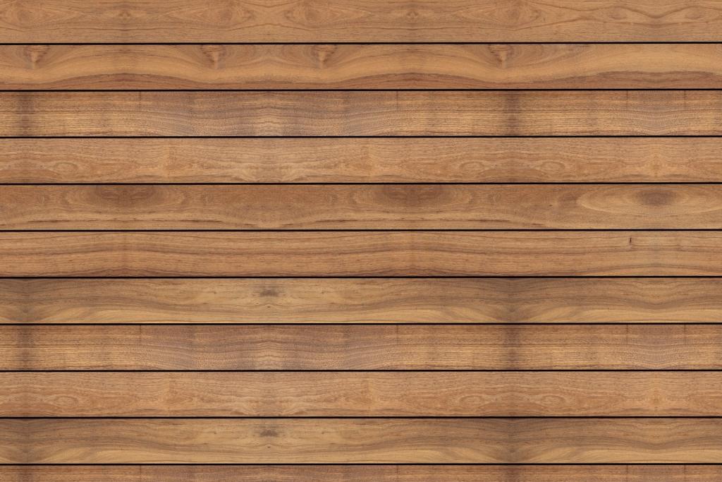 Fano Musterbild IPE 95 mm glatt natur | Draufsicht, karamellbrauner Holzboden für draußen | Svoboda
