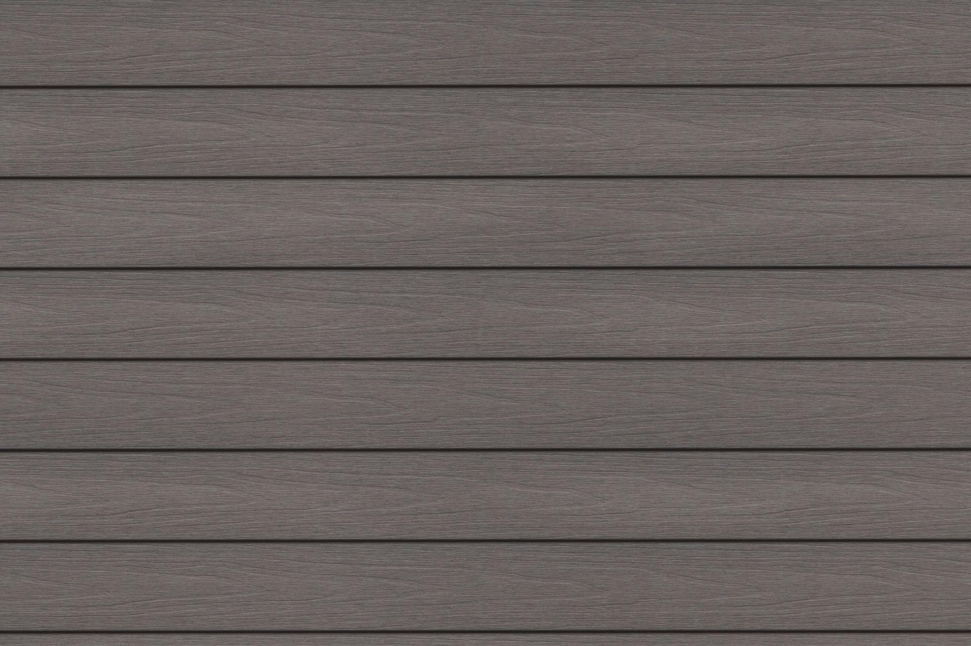 Fano Ultrashield   Musterbild Basaltgrau   WPC-Boden braun-grau mit künstlicher Holzoptik   Svoboda