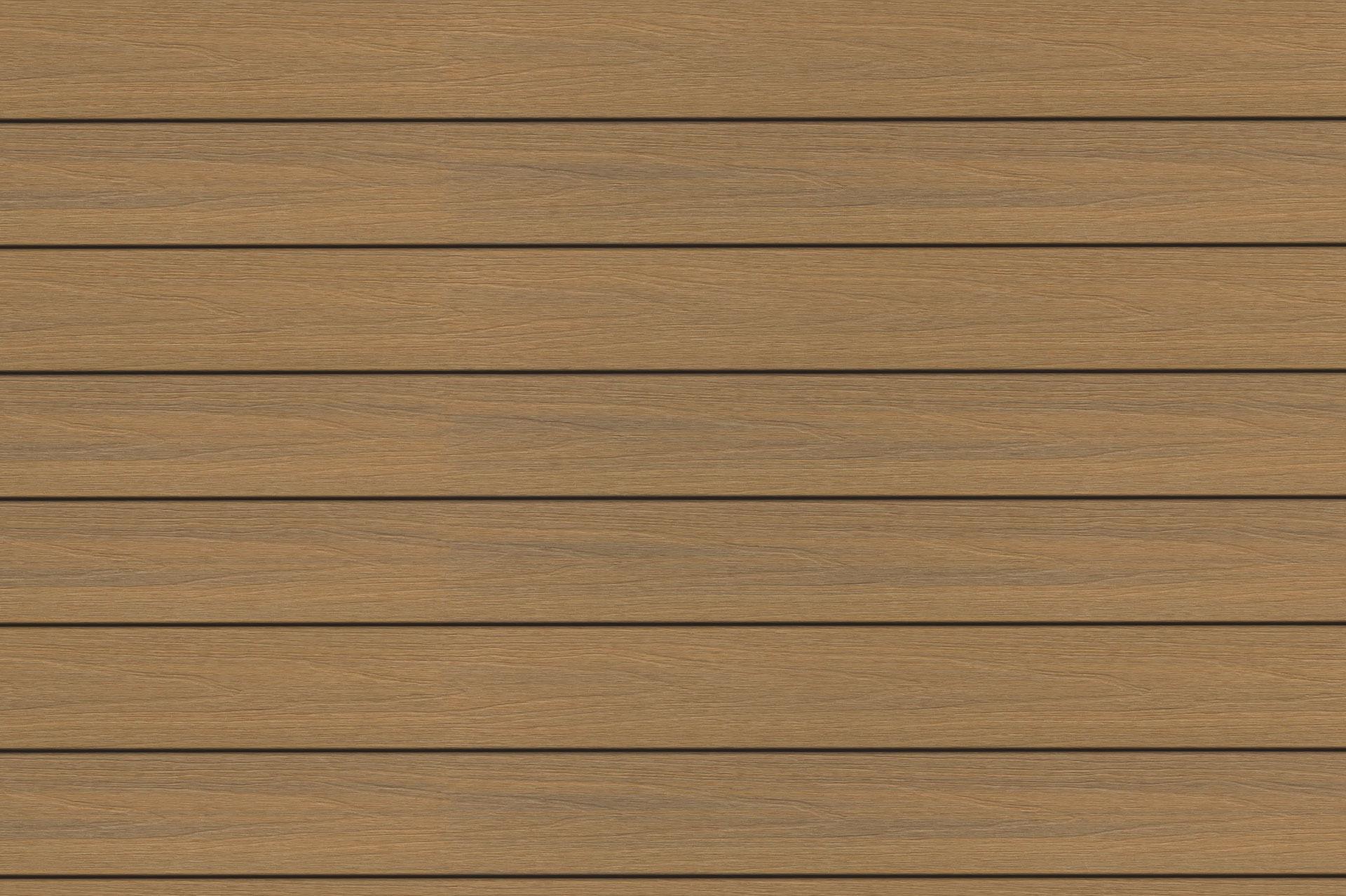 Fano Ultrashield   Musterbild Eiche   hellbrauner/gelbbrauner WPC-Holzoptik-Terrassenboden   Svoboda