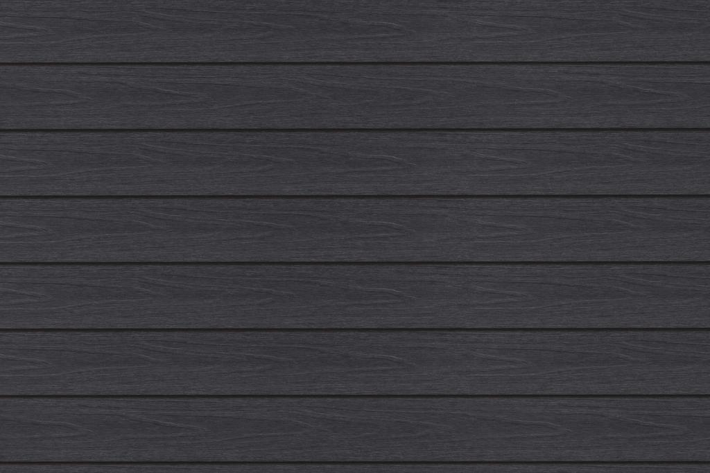 Fano Ultrashield | Musterbild Lava | Schwarzer Bodenbelag Holz-Kunststoff mit Holzoptik | Svoboda