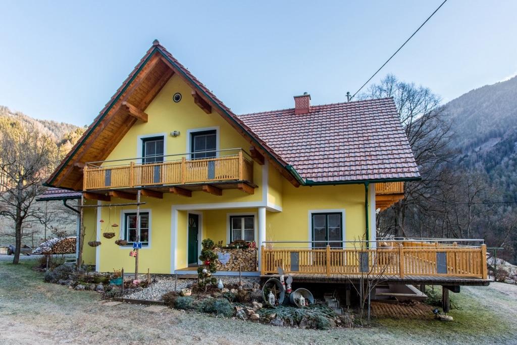 Krieglach 11 H a | Balkongeländer & Terrassengeländer aus Edelstahl-Aluminium mit Latten | Svoboda