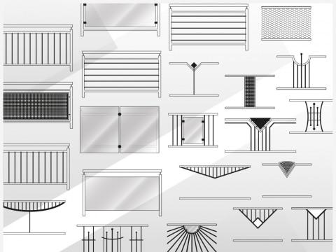 Grafik | Edelstahl-Modelle Sammlung | Svoboda Metalltechnik